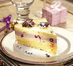 Cream cheese cake