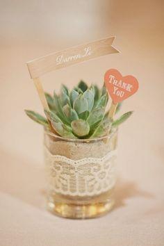 10 Amazing DIY Wedding Favors | Photography: Caroline Tran