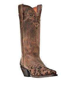 Women's Rita Boots - Chocolate wow