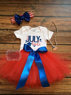 4a1373a5f 4th Of July Babe Outfit Girl, Happy Fourth Of July, 4th Of July Baby Girl, July  4th Baby Girl Outfit, 4th of July Top, Baby Headband | 4th of July BABY ...