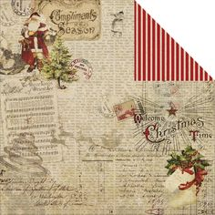 New Christmas FabScraps Papers now in stock at Crafts U Love http://www.craftsulove.co.uk/xmas_papers.htm#81