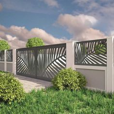 Source Wholesale Supplier Villa Garden Decorative Laser Cut Aluminum Fence Panels on m.alibaba.com