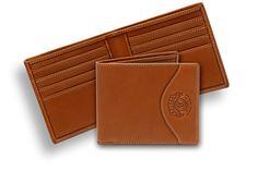 Mens Leather Wallet | Classic Wallet No. 101 Chestnut | Ghurka
