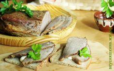 Говядина для бутербродов запеченая в пиве