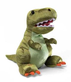 """Roaring Rex teaches your child how to roar like the """"king of the dinosaurs"""". Switch activated. £60.00"""