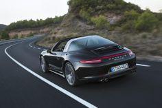 Porsche Targa 4s.
