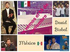 ♥VGitana_db ♥ Diário Bisbalero: David Bisbal no México