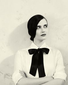 =) Eva Green phographed by Jason Bell