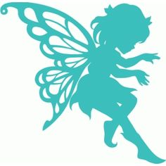 Silhouette Design Store: little fairy