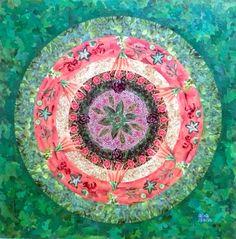 Mandala orgânica I - collage sobre MDF - 2014 - colagem de Silvio Alvarez - arte, art, collage, colagem, collage art, collage artist, paper, papel, revistas, recortes, sustentabilidade, reciclagem, reaproveitamento, arte ambiental, brazilian art, silvio Alvarez, surrealism, surrealismo, surreal, collagework, mandala, verduras, legumes, cenoura, verde, vegetariano, vegetarianismo, vegano, vegana, saude, saudavel, alimentacao