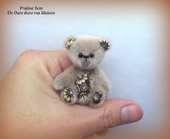 a bear in my house - Artist Bears and Handmade Bears