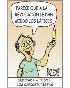 Caricaturistas - revolucion