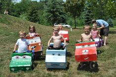 """A great birthday party theme for boys is Cars 2 themed party. So many ideas that are inexpensive and easy to create for many great memories, smiles and laughs for the World Gran Prix B-day Race Party! """""""