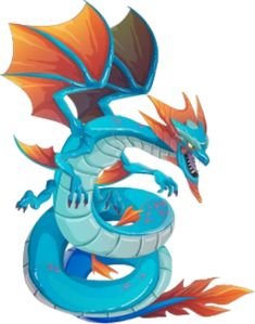 Leviathan Dragon