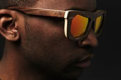 #Glasses... #Sunglasses... #Gafas... montaigne-street-wood-fellas-eyewear-collection
