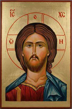 Byzantine Art, Byzantine Icons, Paint Icon, Religious Icons, Son Of God, Orthodox Icons, Tempera, Roman Catholic, Beautiful Hands