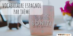 Envie de parler espagnol ? Pour vous aider à vous lancer dans l'apprentissage de l'espagnol, nous avons créé 13 listes de vocabulaire espagnol par thème. Saluer, voyager, manger, se vêtir : découvrez ces fiches vocabulaire espagnol, avec le vocabulaire espagnol de base, et nos astuces pour rapidement les apprendre.