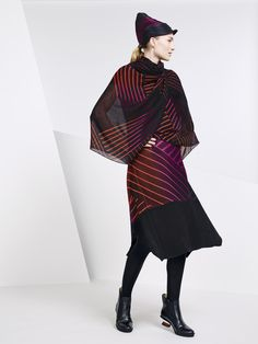 Issey Miyake Ready To Wear Pre Fall 2015 Paris