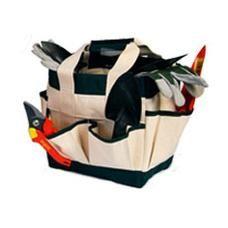 Short Handled Multi Pocket Garden Bag