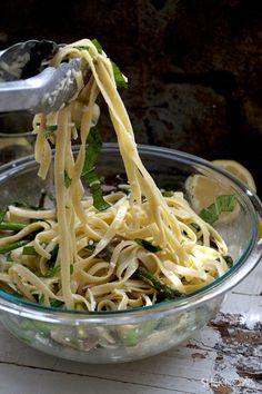 Kick-start spring with skinny pasta recipes