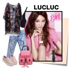 """""""lucluc"""" by elenb ❤ liked on Polyvore featuring Post-It, women, fallstyle and auntmn"""