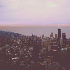 Our favourite photos taken around Chicago from #Instagram