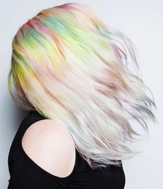 """5,968 Likes, 24 Comments - Pulp Riot Hair Color (@pulpriothair) on Instagram: """"@caitlinfordhair is the artist... Pulp Riot is the paint."""""""