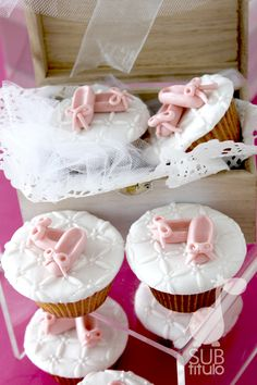 cup cakes ballet