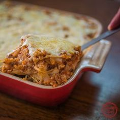 Cabbage Roll Casserole & Video | comfortable food