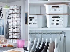 Oppbevaring - vaskerom, hjemmekontor, garasje?!