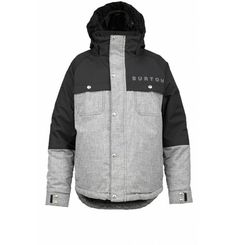 If you have a head for adventure you need clothing that will keep up. Burton's Maverick snowboard jacket promises top-of-the line performace with style taken straight from the pros. With the very best waterproofing/ breathability rating plus zonal insulation that leaves you free to move as you need, this is a jacket that you can take straight to the top.  Whether it's fit, fabric or function, Burton is constantly improving its products to keep up with your lifestyle. Snowboard, Skate, Burton Ski, Ski Fashion, Freedom Of Movement, Sport, Suits You, Skiing, Rain Jacket