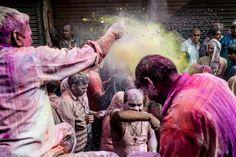 Holi Festival Experience in Mathura-Vrindavan   Padhaaro