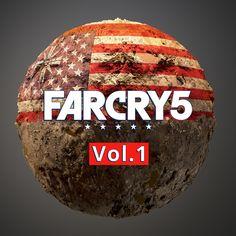 Farcry 5 Terrain Materials Vol.1, Alexandre Rodrigue on ArtStation at https://www.artstation.com/artwork/VnYkN