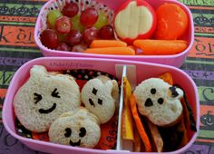 Page 18 - 20 Halloween Lunch Ideas for Kids I Bento Box Healthy Lunches for Kids - ParentMap
