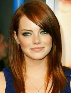 Emma Stone 2016 Long Bob Hair