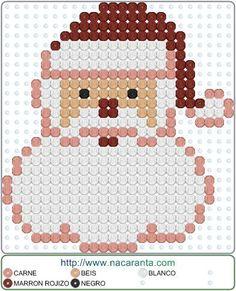 Resultado de imagen para adornos para el arbol de navidad en abalorios