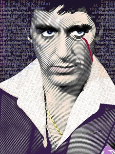 Al Pacino's role in scarface shaped many young individual's ideas of what it means to be successful.