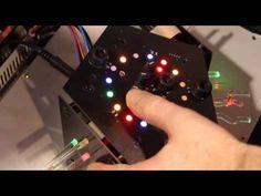 ▶ Akasha Synth Sound Art (at NAMM 2013) - (3:41)