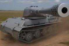 Panzerkampfwagen VII Löwe - STEP