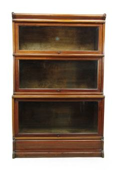 oak globe wernicke style stacking bookcase antique stacking bookcases ...