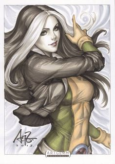 rogue and gambit | Tumblr