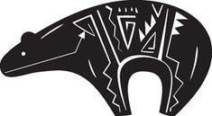 My symbol in LIT -- the bear.