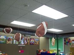 Football Decorations!
