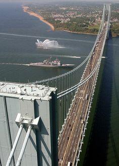 » La construcción del puente de Verrazano-Narrows El blog de Víctor Yepes