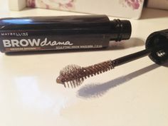 Magpie Obsessions: Maybelline Brow Drama in Medium Brown