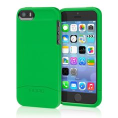 EDGE Hard Shell Slider Case For iPhone 5/5s and iPhone SE
