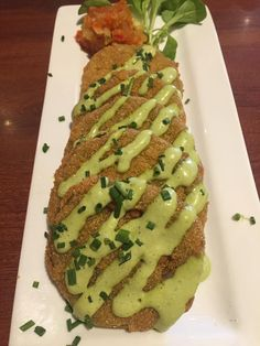 MIss Shirley's Cafe - Fried Green Tomatoes.