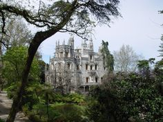 Regaleira, Sintra, Portugal