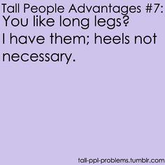 Heels not necessary, but I still love to wear them! :-)