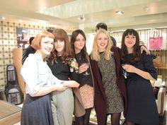 Home Book Launch Covent Garden Shop